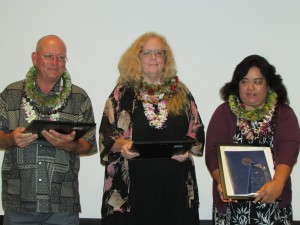 Hoomohala Award Winners