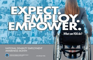 Expect Employ Empower Poster
