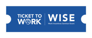 Ticket to Work WISE Logo