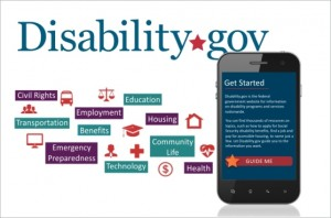 Disability.Gov Guide Me Tool